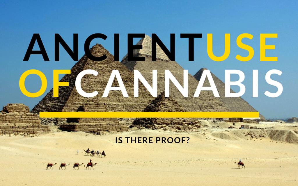 Earliest Discoveries of Marijuana Use