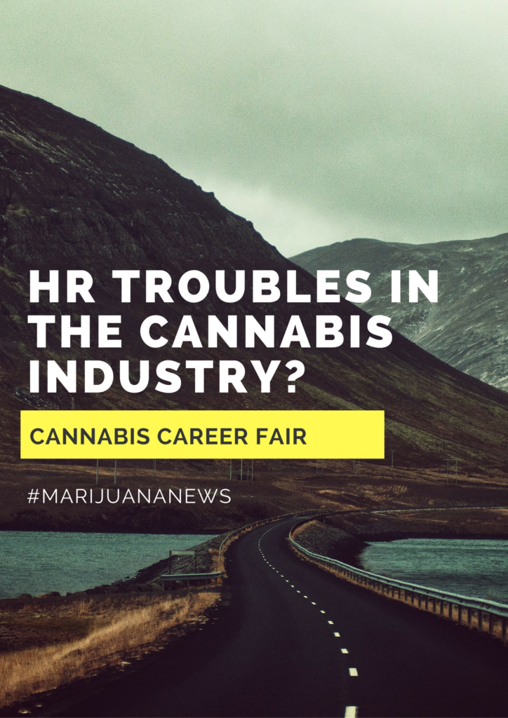 marijuana industry career fair